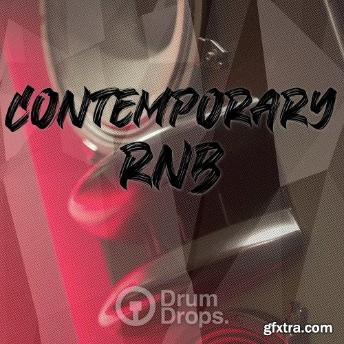 DrumDrops Contemporary RnB: Multitracks and Mixes WAV