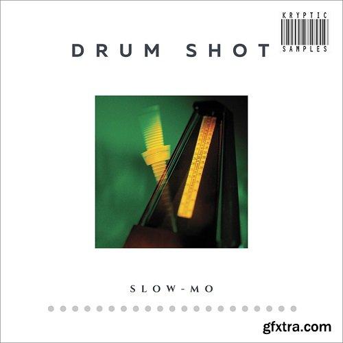 Kryptic Samples Drum Shot Slow Mo WAV