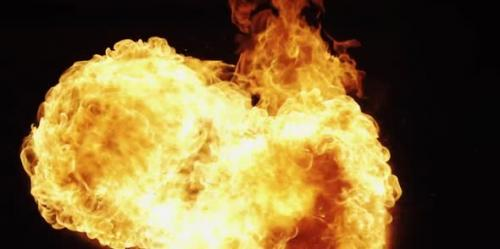 Videohive - Flame fire - 33837278 - 33837278