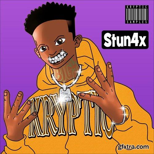 Kryptic Samples Stun4x WAV MiDi