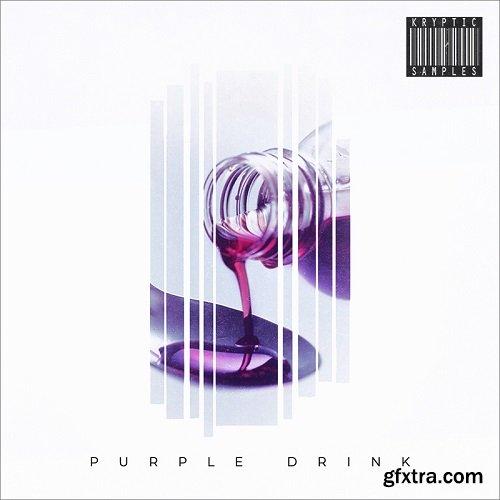 Kryptic Samples Purple Drink WAV MiDi