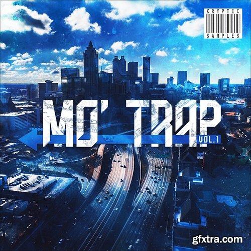 Kryptic Samples Mo Trap Volume 1 WAV MiDi