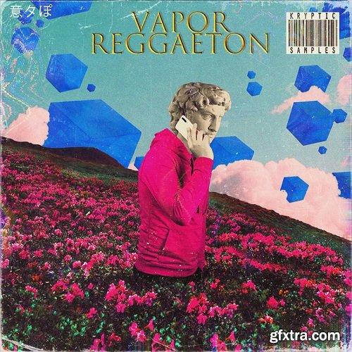 Kryptic Samples Vapor Reggaeton WAV MiDi