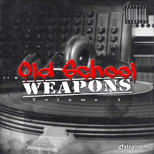 Kryptic Samples Old School Weapons Volume 1 WAV MiDi