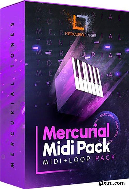 Mercurial Tones Premium Artist MIDI Pack WAV MiDi