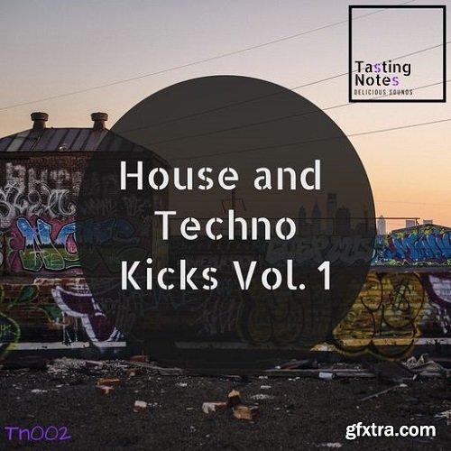 Tasting Notes House And Techno Kicks Volume 1 WAV