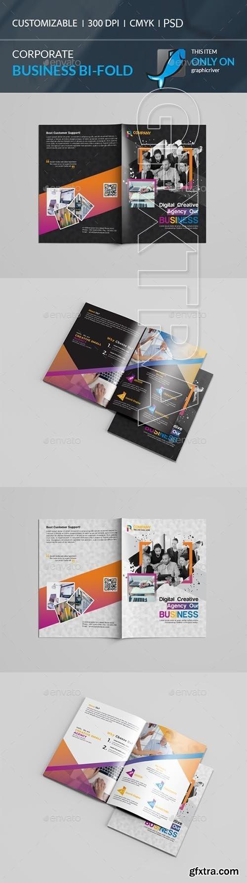 GraphicRiver - Bi-Fold Brochure 20931932