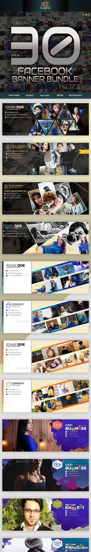 GraphicRiver - Facebook Cover - Mega Bundle 20918471