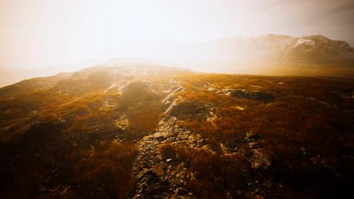 Videohive - Nepal Mountains in Fog at Summer - 33858345 - 33858345