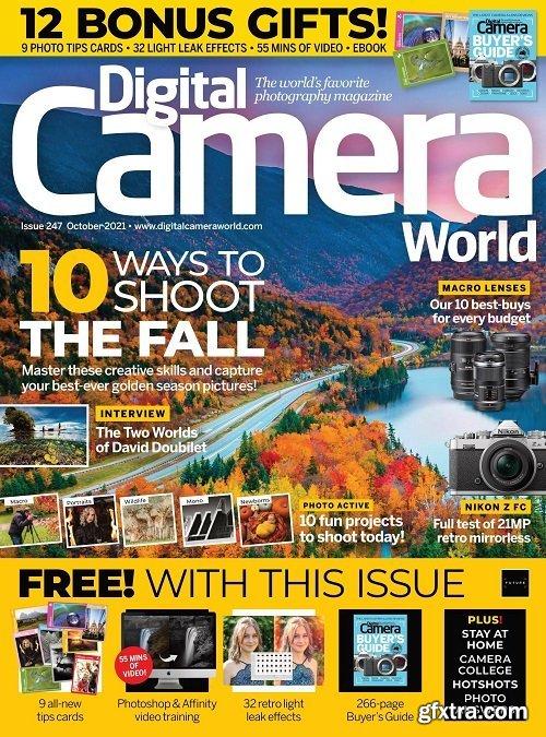 Digital Camera World - Issue 247, October 2021