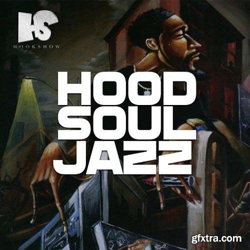 HOOKSHOW Hood Soul Jazz WAV