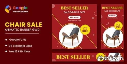 CodeCanyon - Chair Google Adwords HTML5 Banner Ads GWD v1.0 - 33843685