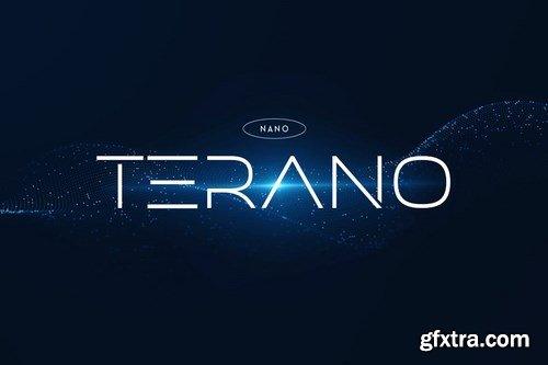 GREAT - Modern Techno Font