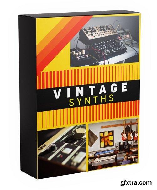 Tropic Colour - Vintage Synths