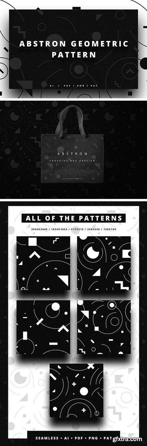 Abstron Geometric Pattern