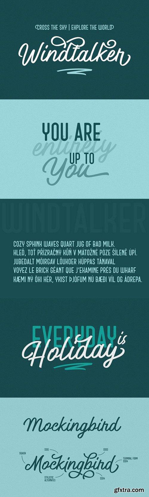 Windtalker Regular