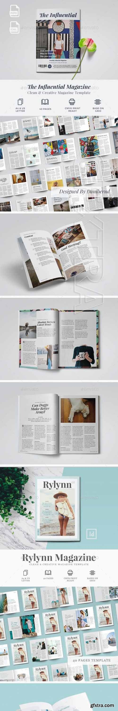 GraphicRiver - Magazine Bundle 20570070