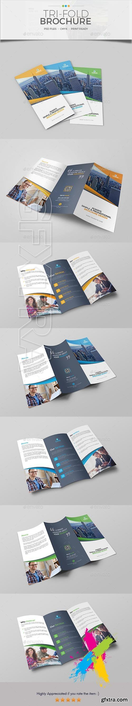 GraphicRiver - Trifold Brochure Template 13 20566772