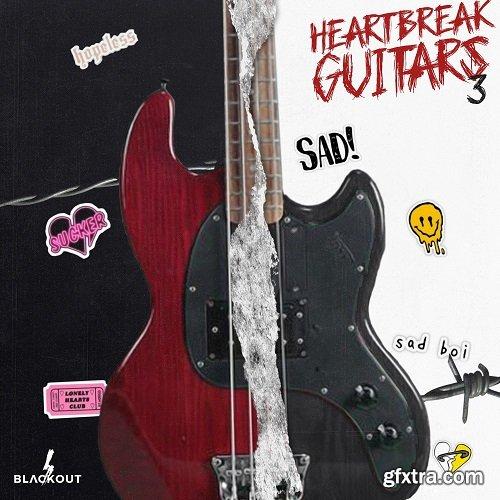 BLVCKOUT Heartbreak Guitars 3 WAV MiDi