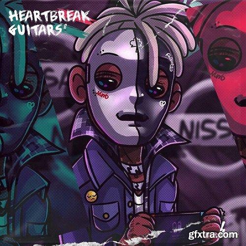 BLVCKOUT Heartbreak Guitars 2 WAV MiDi