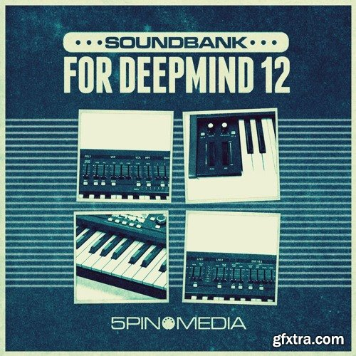 Loopmasters 5Pin Media for DeepMind12 SYX