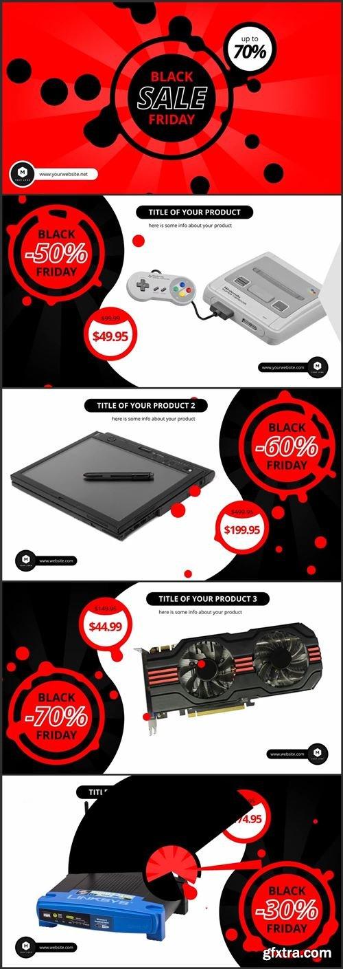 Black Friday Product Promo 1031771