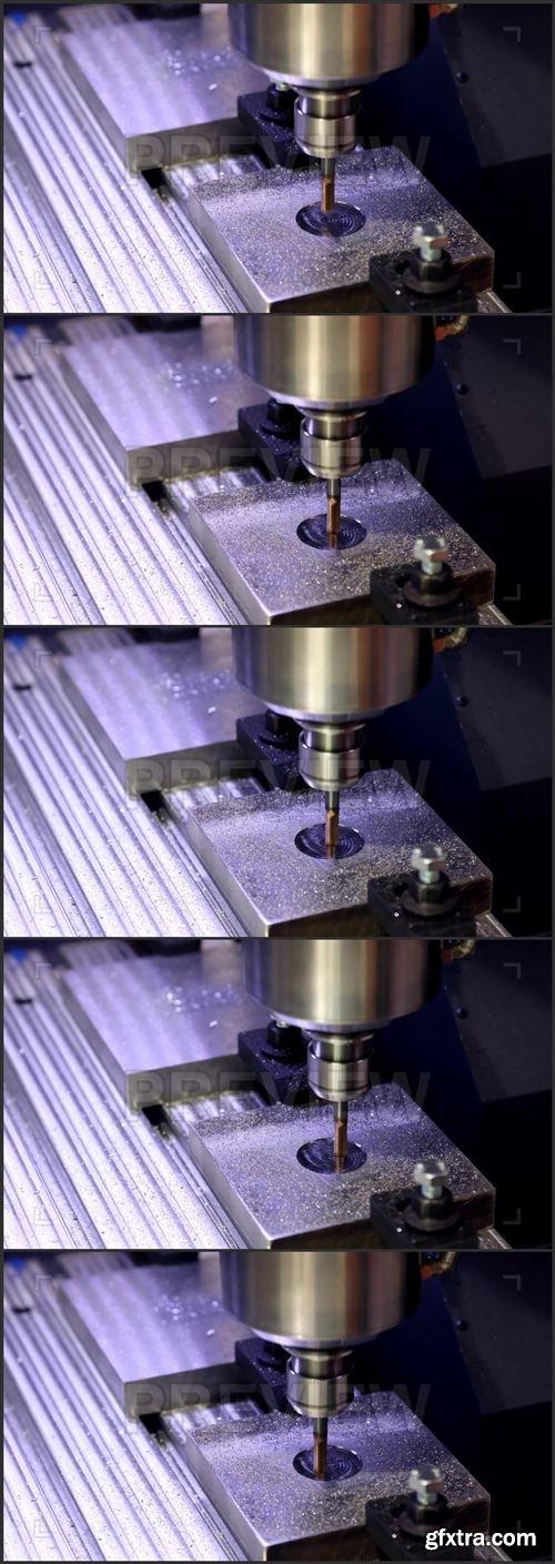 Vertical Milling Machining Center 1026172