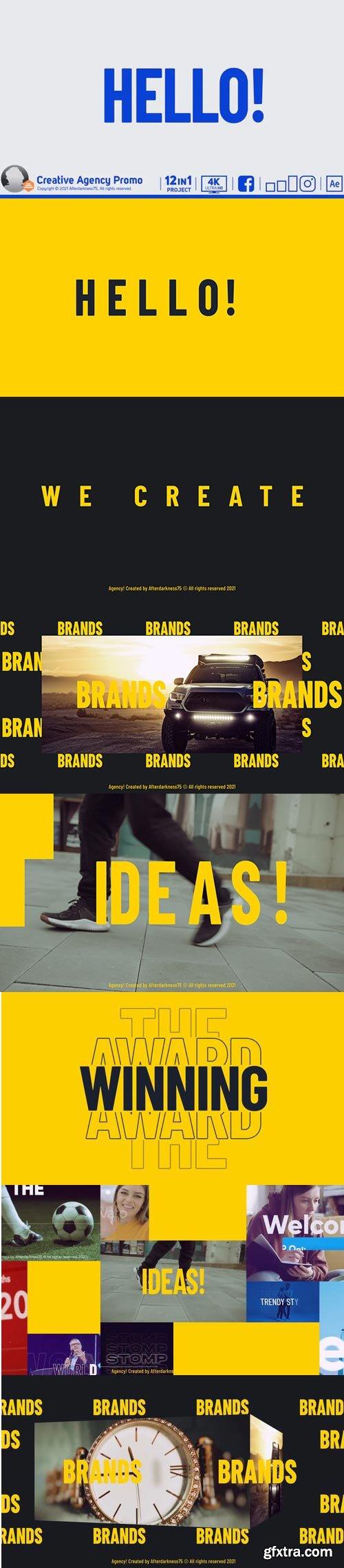 Videohive - Creative Agency Promo V2 - 29925921