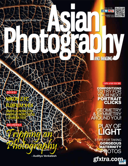 Asian Photography - September 2021