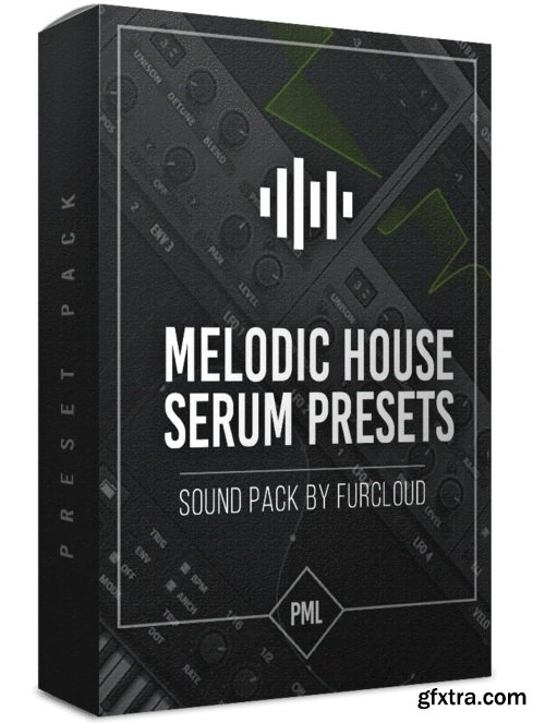Production Music Live Melodic House by Furcloud for Serum