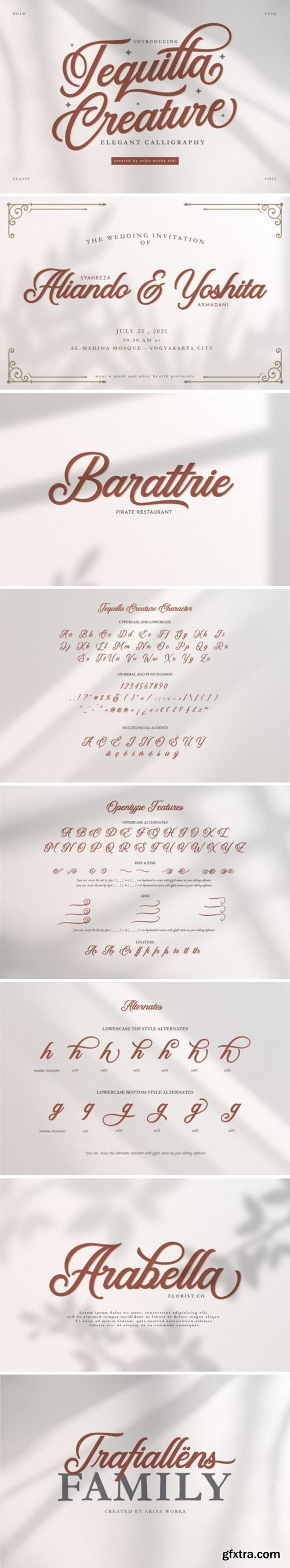 Tequilla Creature Font
