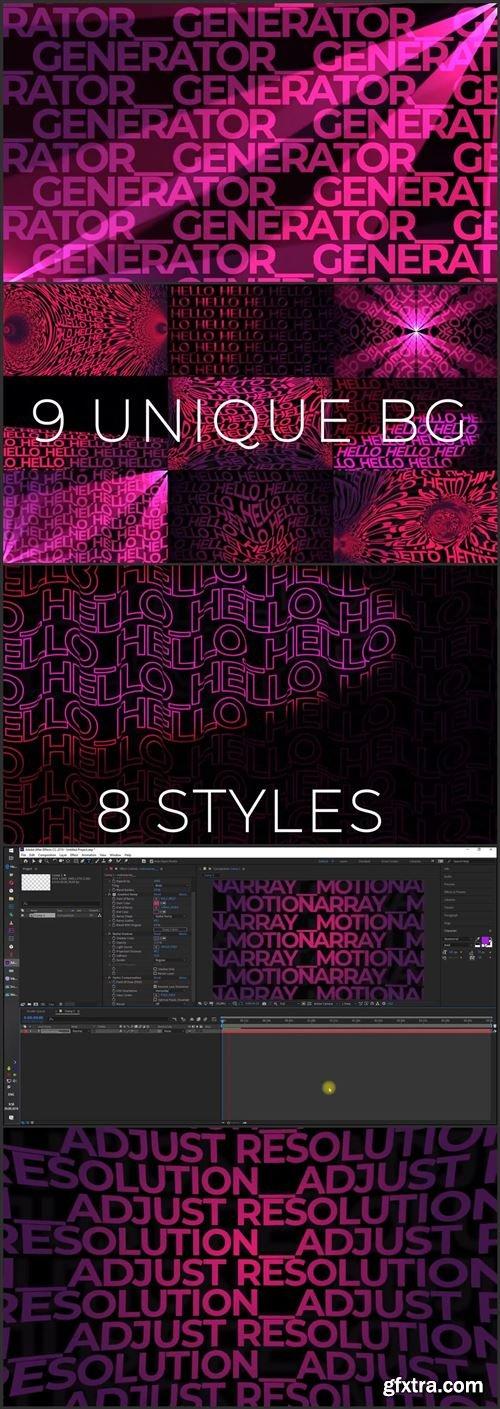 Typography Bg Presets V2 443183