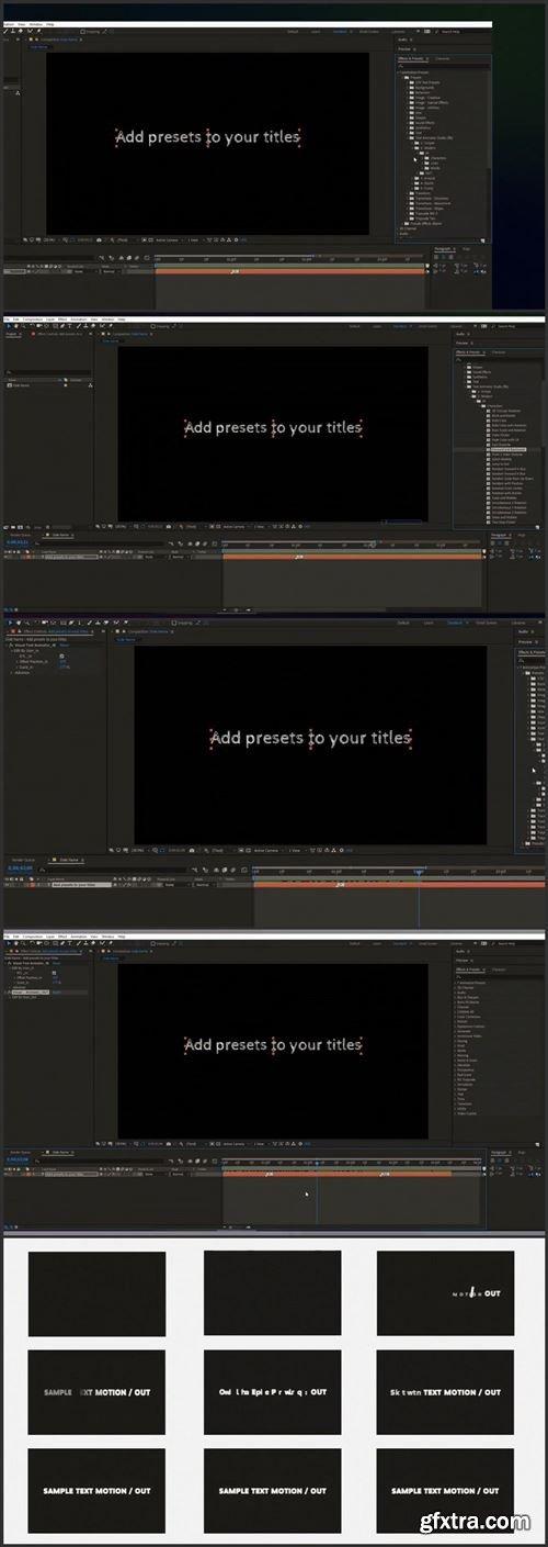 Text Animator Simple Words 823540