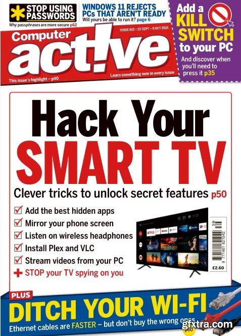 Computeractive - Issue 615, 22 September 2021 (True PDF)