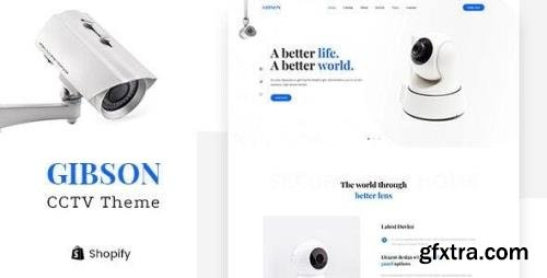 ThemeForest - Gibson v1.0 - Single Product Shop Shopify Theme (Update: 7 June 21) - 28180571