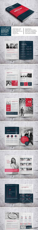 GraphicRiver - Creative Annual Report 19856847