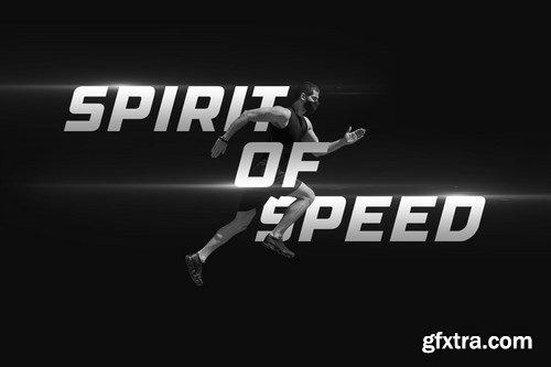 AVEGA - Modern Sport Font