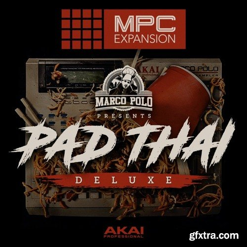 Akai Marco Polo Presents Pad Thai Deluxe MPC Expansions