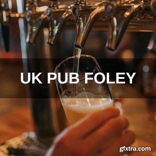 Glitchedtones Pub Foley WAV