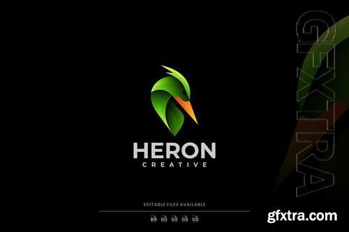 Heron Gradient Logo
