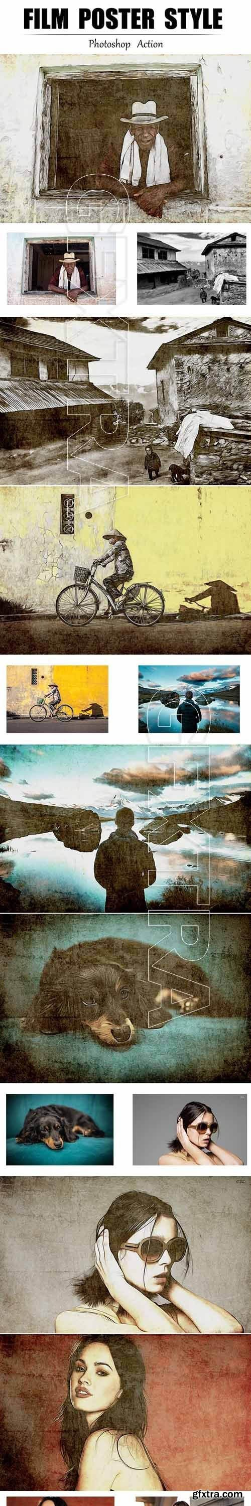 GraphicRiver - Film Poster Style 19747477