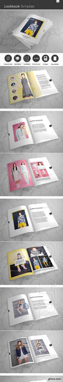 GraphicRiver - Lookbook Template 19698880