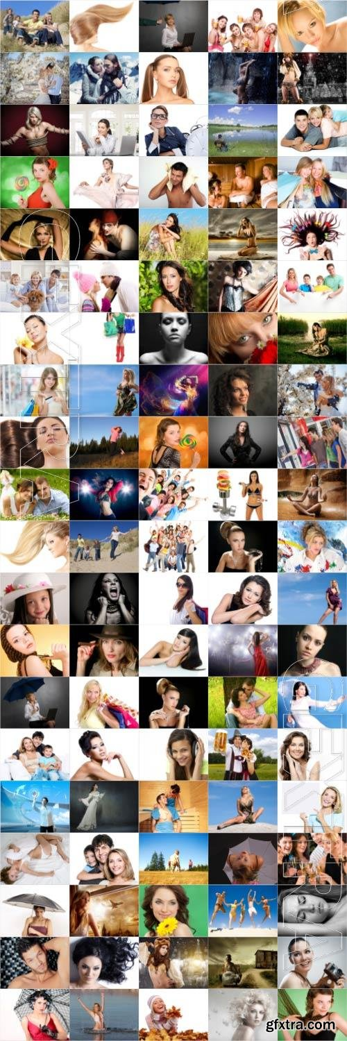 People large selection stock photos vol 3