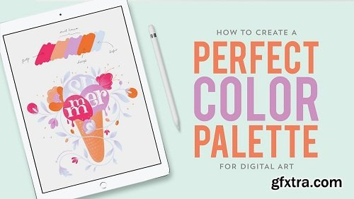 How To Create A Perfect Color Palette For Digital Art