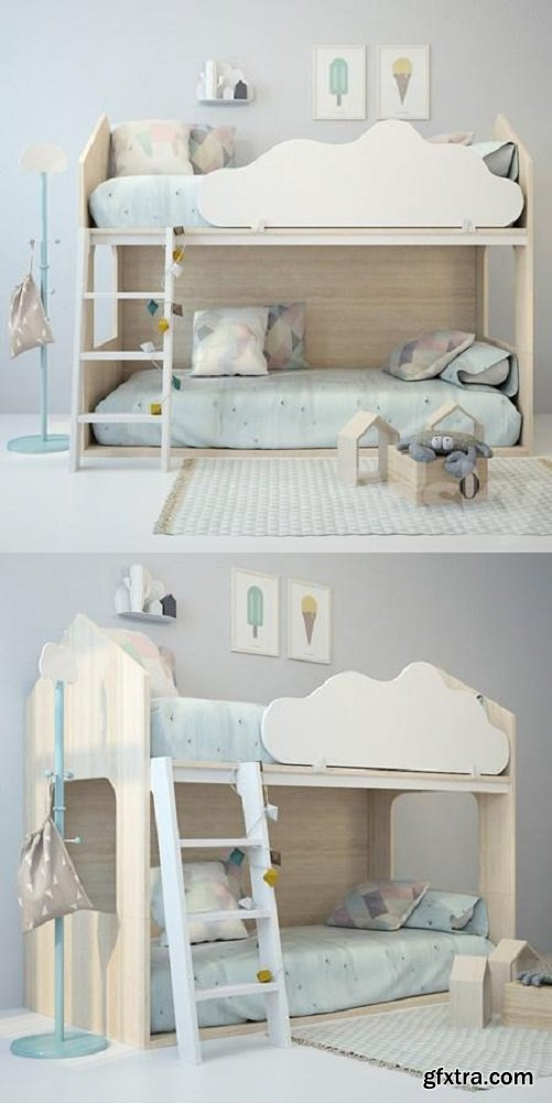 Bed-house
