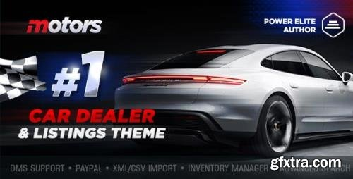 ThemeForest - Motors v5.0.9 - Car Dealer, Rental & Classifieds WordPress theme - 13987211 - NULLED