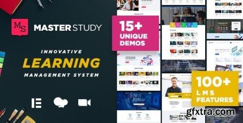 ThemeForest - Education WordPress Theme - Masterstudy v4.3.8 - 12170274 - NULLED