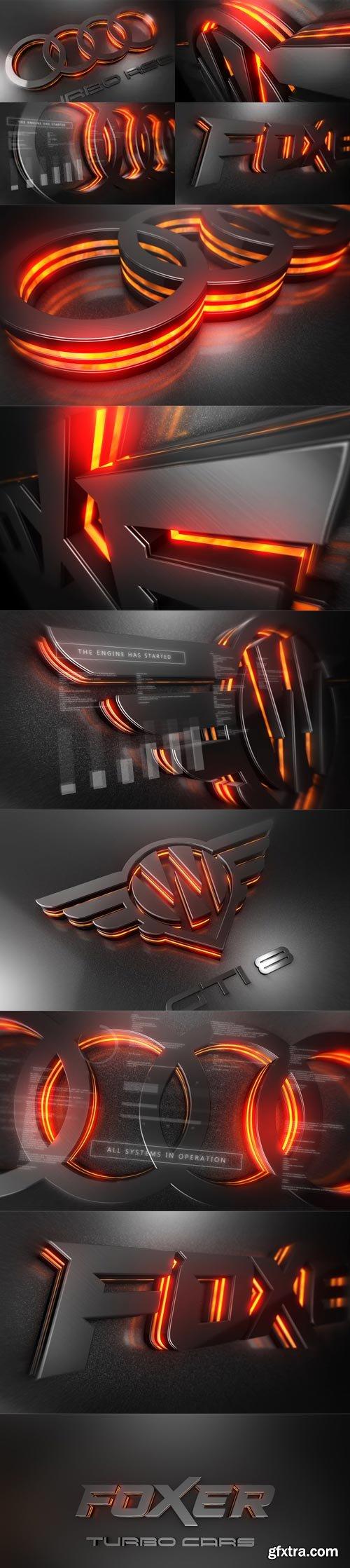 Videohive - Car Logo Reveal - 33394839