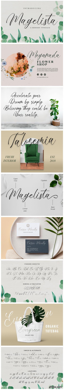 Magelista Font