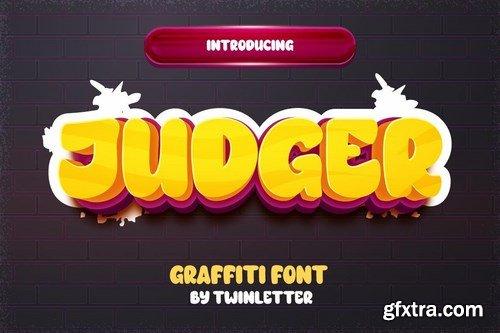 Judger Font